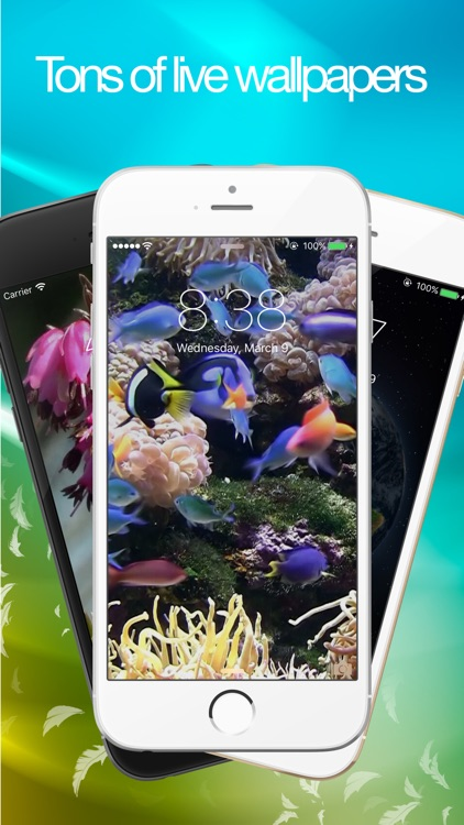 iLive - Live Wallpapers for iPhone 7 screenshot-4