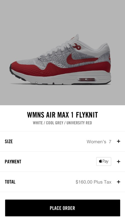 Nike SNKRS screenshot-2