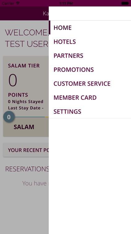 Karam Club Card