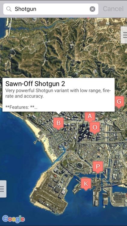 Interactive Map for GTA 5 - Unofficial screenshot-4