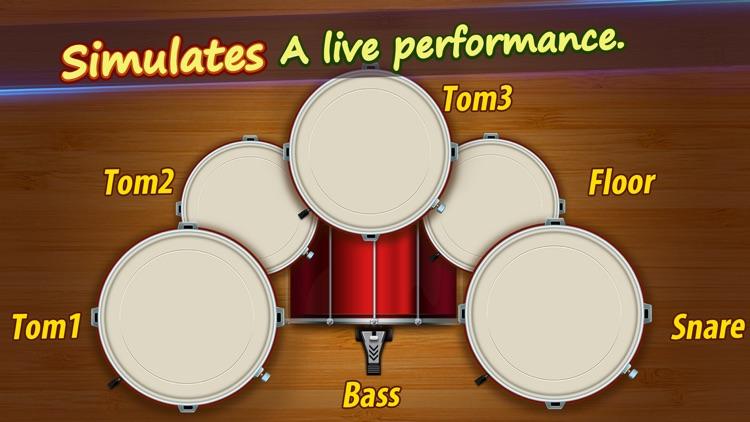 Real Drum Set screenshot-4