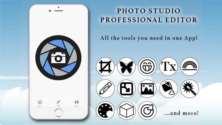 Photo Studio - Professional Editor