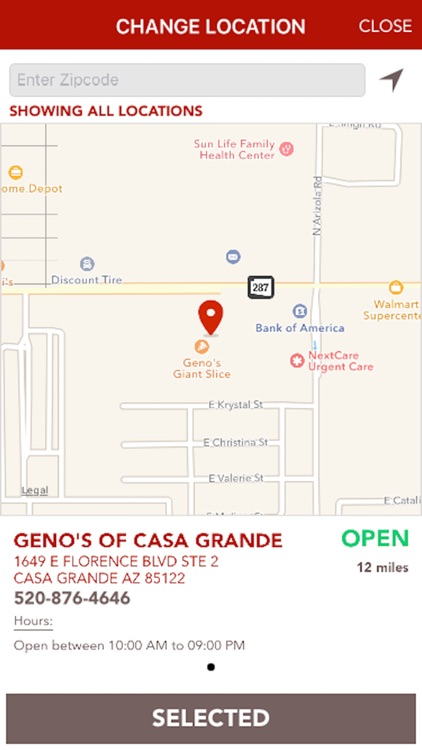 Genos of Casa Grande