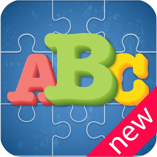 Kids Jigsaw Puzzle World : ABC - Game for Kids for learning