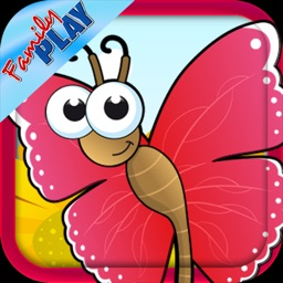 Bugs World Fun Games for Kids