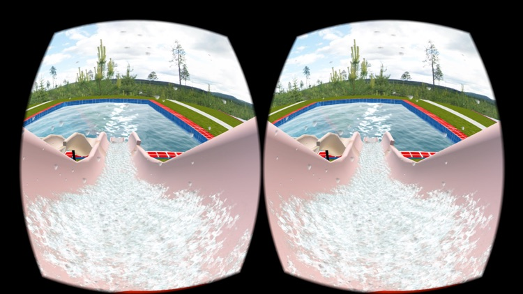VR Water Park:Water Stunt & Ride For VirtualGlasse