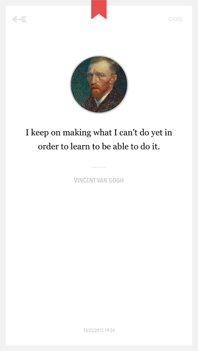 Quotes to Go — Notebook for your Quotes screenshot two