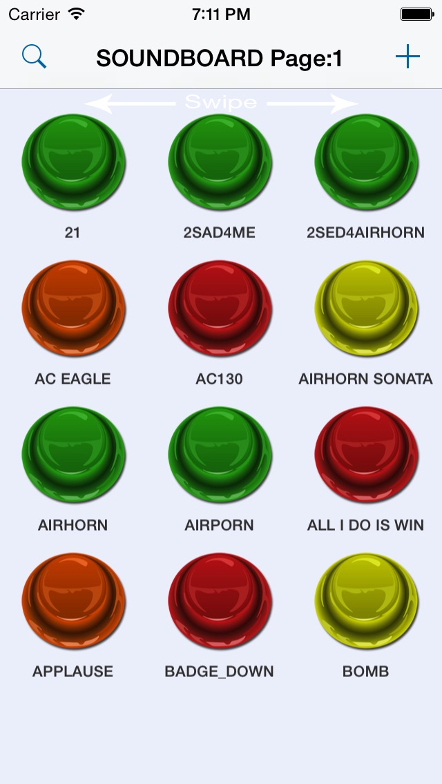MyInstants Sound Button - 1000 Funny Effect SoundBoard for MLG and