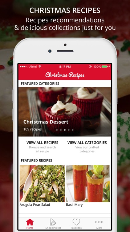 Christmas Recipes Pro - Cook And Learn Guide