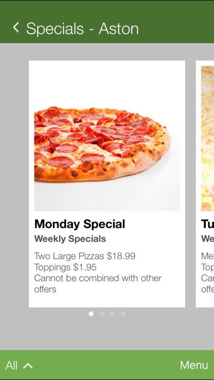 Aston Pizza Company screenshot-3