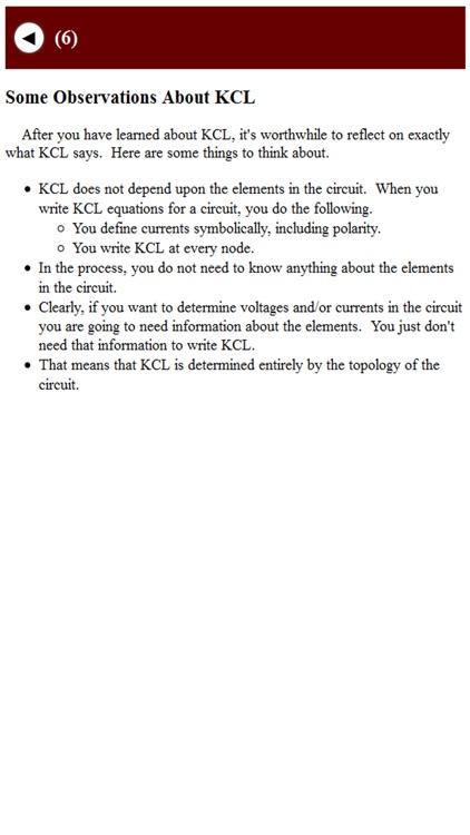 Electrical Engineering basics screenshot-3
