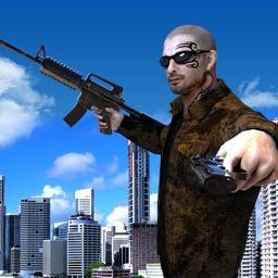 American Real Gangster War 3D - Mafia Wars & Crime City Simulator