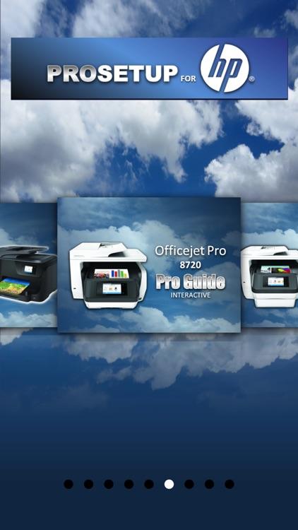 Pro Setup HP Officejet Pro 8500, 8600 & 8700 screenshot-4