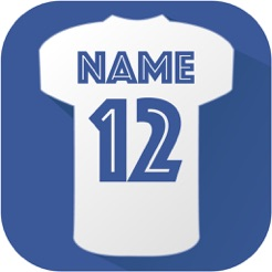 American Football Jersey Maker on the App Store