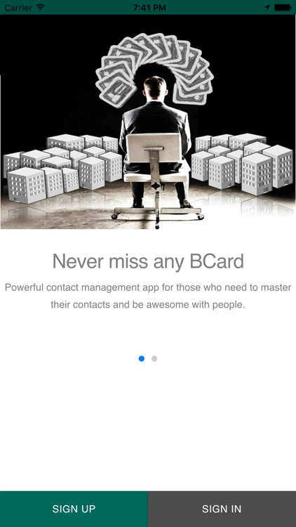 BCard Business Card Reader