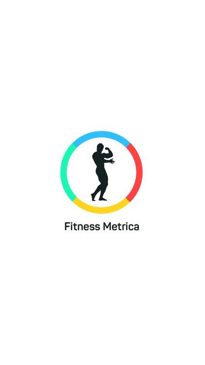 Fitness Metrica - power and dietary indicators