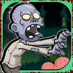 Stupid Zombie Dash - Undead Collecting Brains Mania FREE