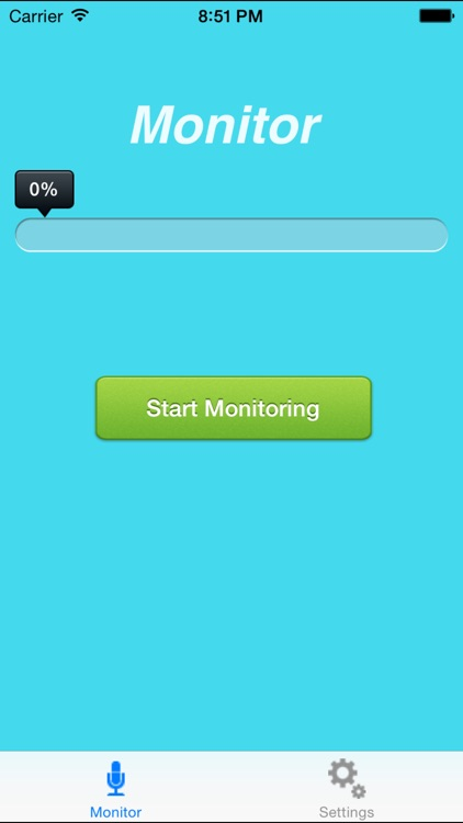 Baby Monitor and Microphone Spier screenshot-3