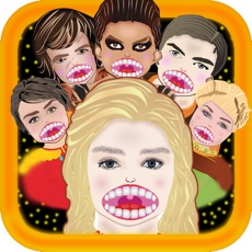 Activities of Dentist Game for Baby celebrities-Examine teeth and solve their tough issues