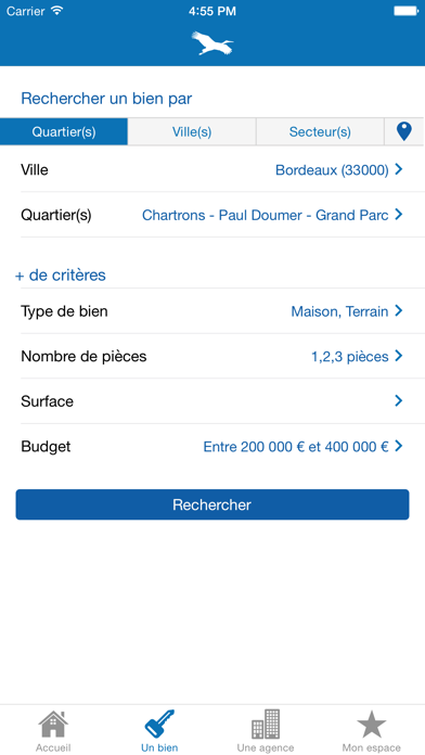 messages.download Bourse de l'Immobilier software