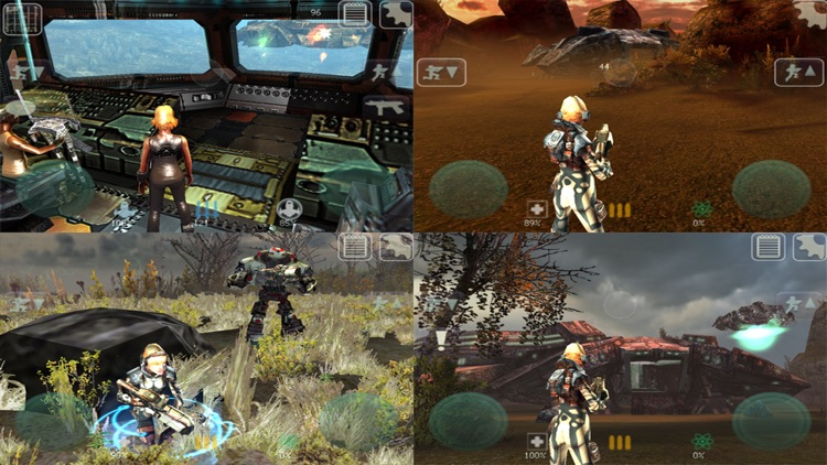 Crashsite screenshot-3