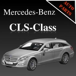 AutoParts  Mercedes-Benz CLS-class