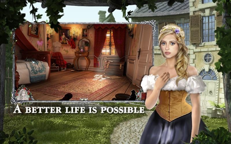 Les Misérables - Cosette's Fate - A Hidden Object Adventure screenshot 5