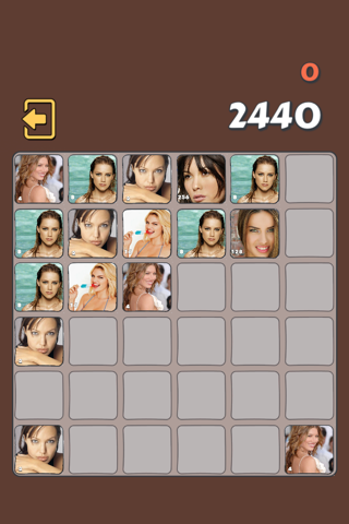 2048 Hollywood Celebrities Hottest Special Edition - New Celebrity  Version For Fans screenshot 4