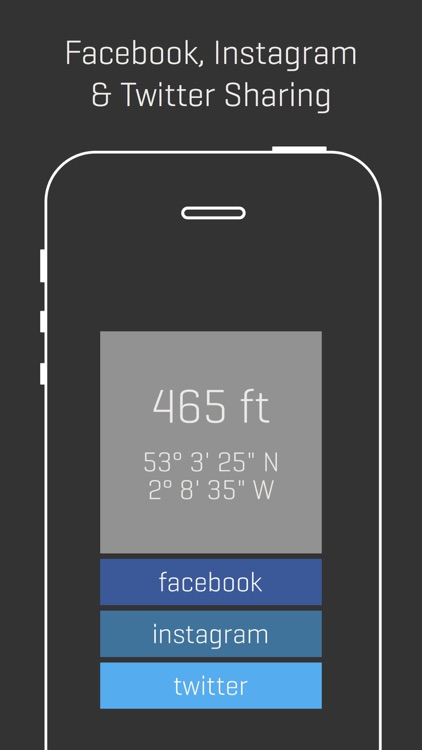 Alti - Minimalist Travel Altimeter & Compass screenshot-4