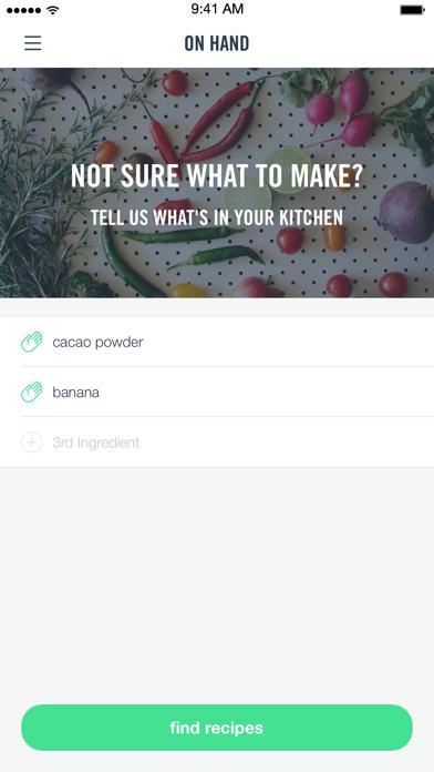 Clean and Green Eating Screenshot
