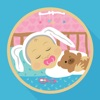 Baby Sleep Monitor - noise level detector for parents and future moms & dads