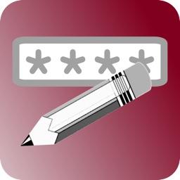 Password saver - simple password note