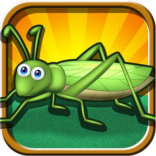 Cricket Jump - Keep The Grasshopper In The Pond iOS App