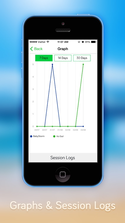 ScreenTimer - Parental Control - Limit Kid's using time with notification and tracking screenshot-3
