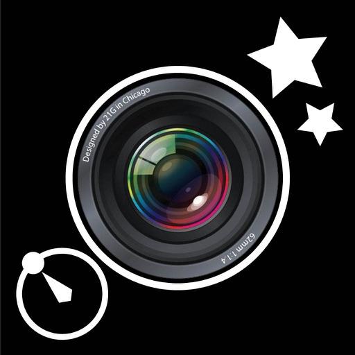 セルフタイマーカメラ