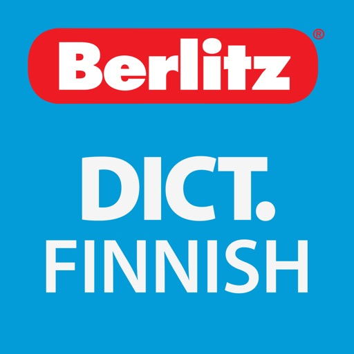 Finnish - English Berlitz Essential Dictionary