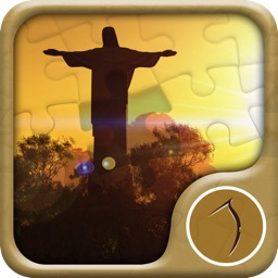 Jigsaw Puzzle For Jesus