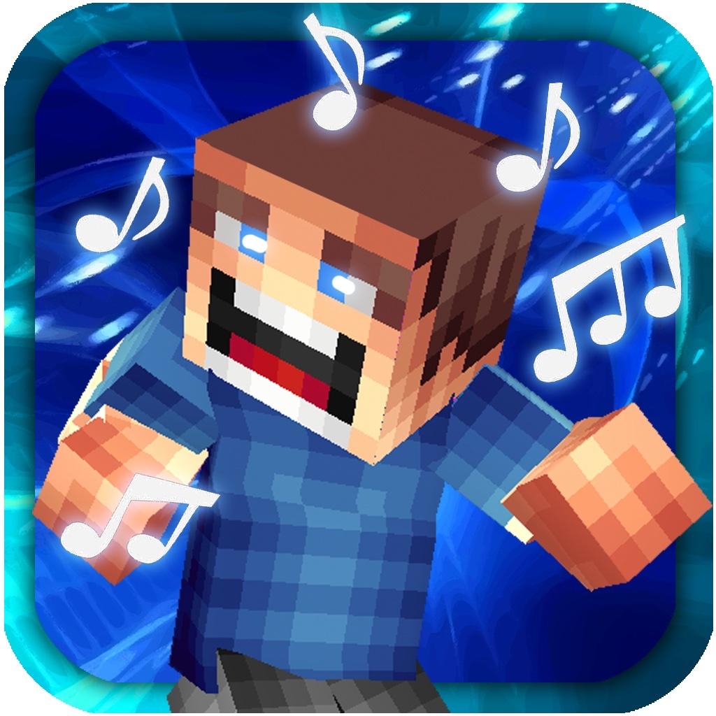 Dance Blockman 3D - Free Dancing Voxel Friend