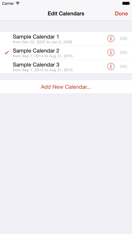 Calendar Calculator Free screenshot-0