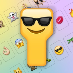 Emoji Keyboard Shortcut Extension FREE - Smart Keyboard with Auto Emojis Suggestion