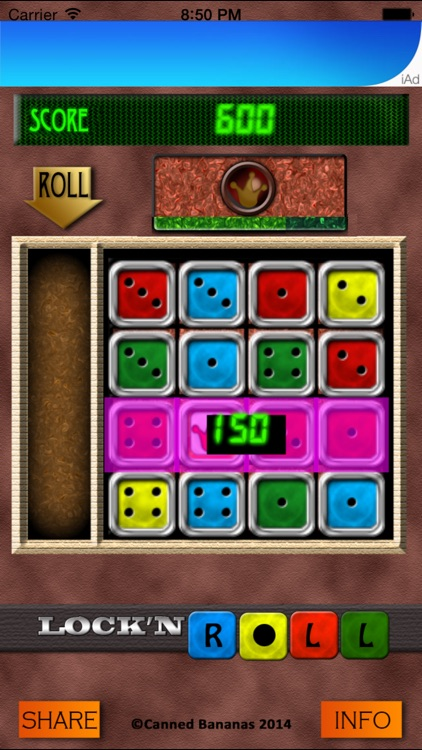 Lock 'n' Roll screenshot-0