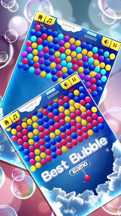Best Bubble Game