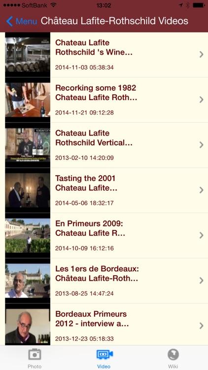 Bordeaux Wines screenshot-3