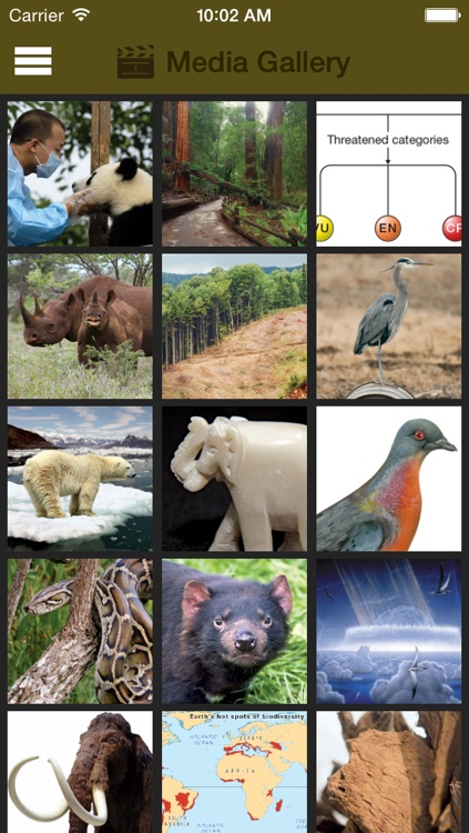 Britannica Kids: Endangered Species screenshot-1