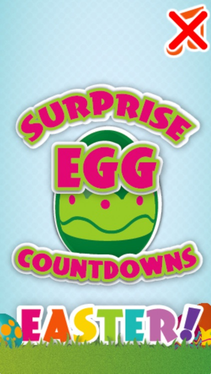 Surprise Egg Countdowns Easter!