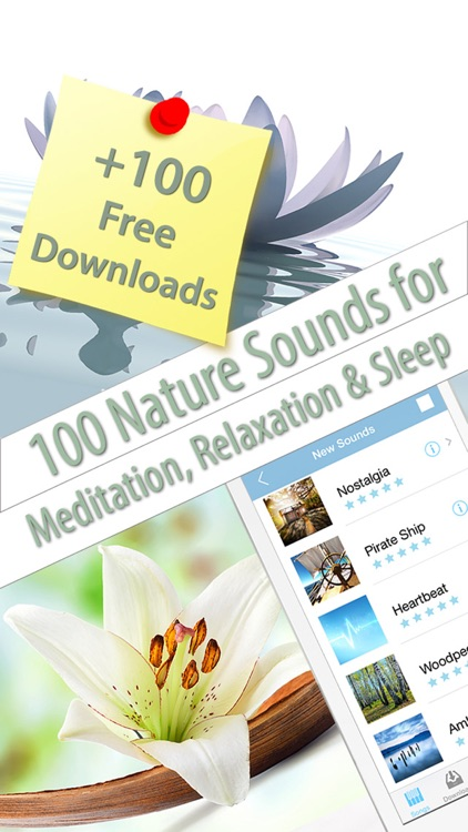 Relaxing Sounds Of Nature & SPA Music screenshot-4