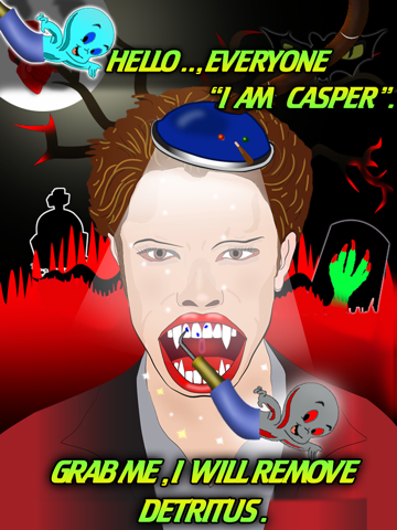 Ultimate Vampire Dentist-Best crazy celebrity stars dentist