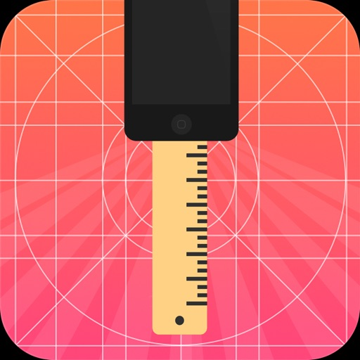 Air Ruler Flying Measuring Tape - This app is for entertainment purposes  only! by Bluestone Publishing Inc
