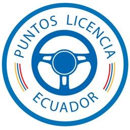 Puntos Licencia Ecuador