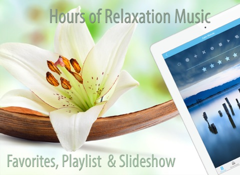 Relaxing Sounds Of Nature Lite (help with meditation relaxation sleep and spa) screenshot